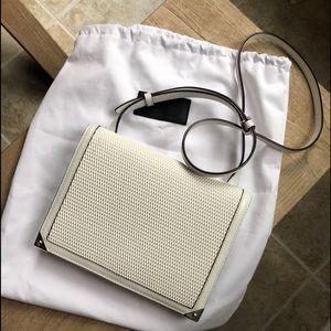 Alexander Wang Prisma White Bag